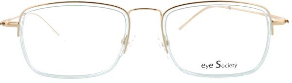Eye Society Damenbrille gold mint ESCR11