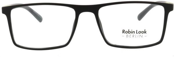 Robin Look Kollektion Unisex Kunststoffbrille schwarz grün  UNX030