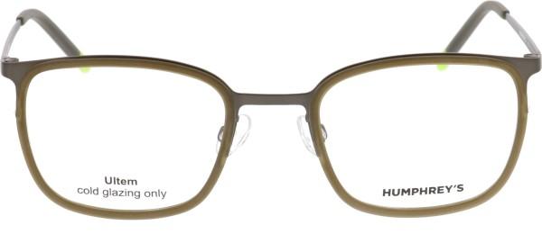 Humphreys Eschenbrach Unisex Brille grau