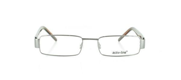 Activ-Line Brille Metall Vollrand AL-4140-B