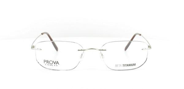 Prova Herrenbrille Titan Randlos PR-697-004