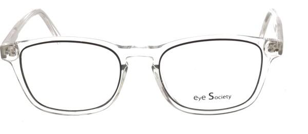 Eye Society Damenbrille transparent 651-408
