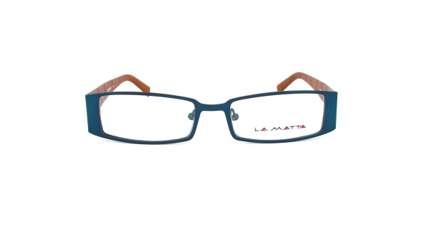 La Matta Damenbrille Metall Vollrand LM-Face 04