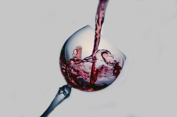 Alterssichtigkeit-Rotwein