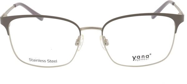 BoDe Design Yana Unisex Metallbrille grau 2318