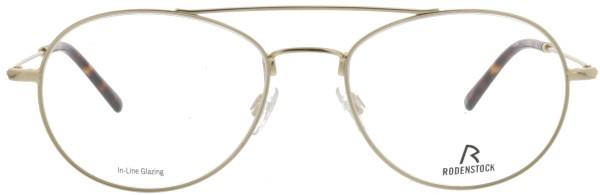 Retro Herren Pilotenbrille aus Metall von Rodenstock in gold 2619C