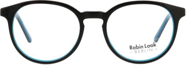 Robin Look Kollektion Damen Kunststoffbrille schwarz blau 010