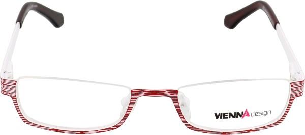 Vienna Design Halbrandbrille Front