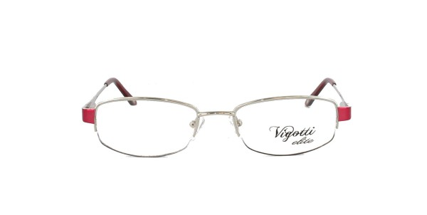 Vigotti Elite Damenbrille Metall Halbrand VE-1261-02