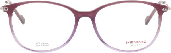hübsche Menrad Damen Kunststoffbrille in lila 12038