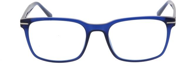 Sunoptic Unisex Kunststoffbrille blau AC-12