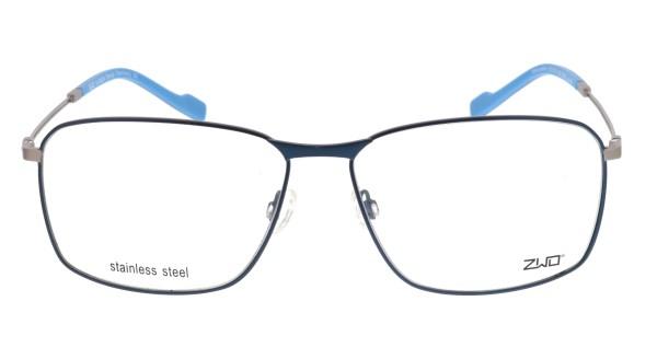 ZWO Innovation Herren Metallbrille blau