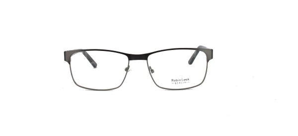 Robin Look Metallbrille anthrazit