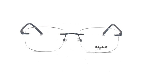 Robin Look Herrenbrille Metall Randlos RL-121-03