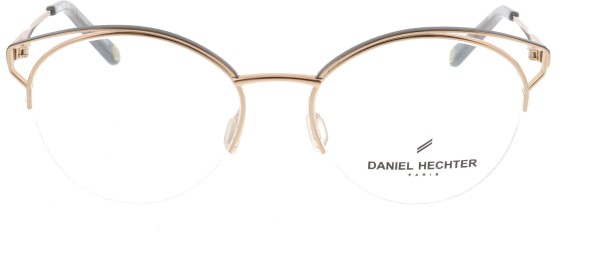 Daniel Hechter Damen Halbrandbrille gold DHM191-6