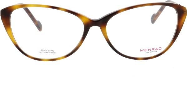 Menrad Damenbrille Schmetterlingsform havanna 12026