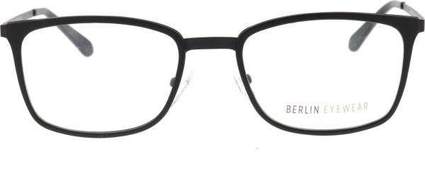 Berlin Eyewear Unisex Metallbrille schwarz 105