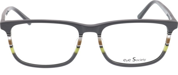 Eye Society Unisex Brille grau 526