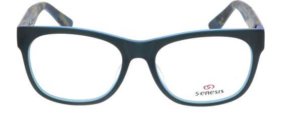 Unisex Brille Genesis Camouflage blau GV1460