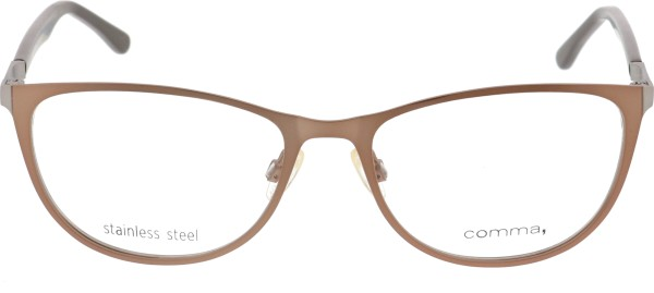 Comma Damen Metallbrille braun CA-70038