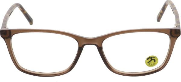 BoDe Design Unisex Brille Felix braun