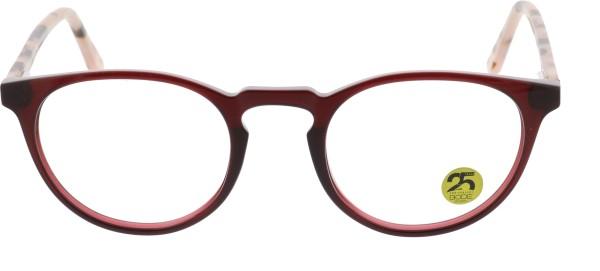 BoDe Design Damenbrille Franziska bordeaux