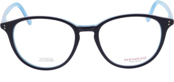 Menrad Unisex Kunstoffbrille blau11098