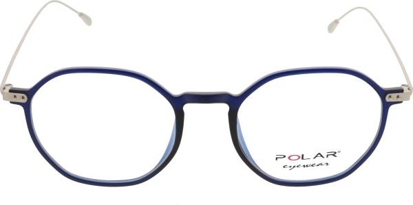 Polar Brille Panto Style