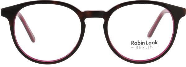 Robin Look Kollektion Damen Kunststoffbrille havanna pink 010
