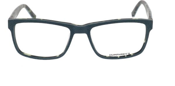 Eschenbach Humphreys Unisex Brille blau 583076