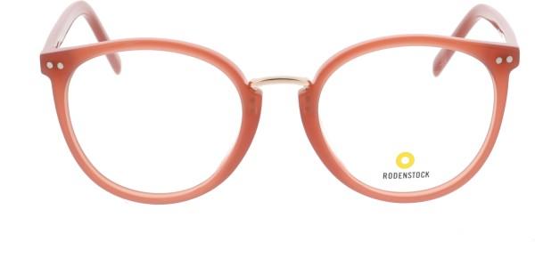 Rodenstock Damen Kunststoffbrille rot RD454