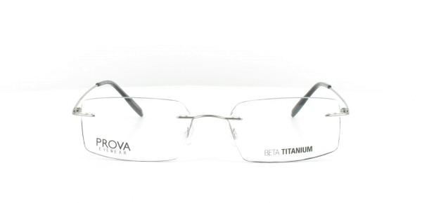 Prova Herrenbrille Titan Randlos PR-695-001