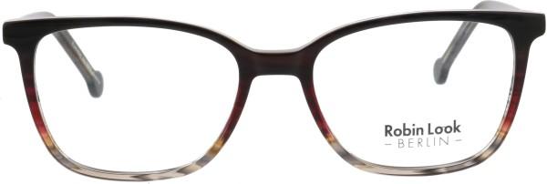 Robin Look Kollektion Unisex Kunststoffbrille braun schwarz UNX009