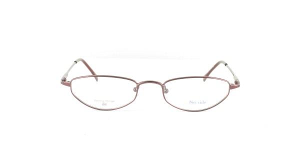 No Side Damenbrille Metall Vollrand TT-4043-06
