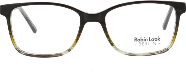 Robin Look Kollektion Unisex Kunststoffbrille schwarz braun transparent UNX008