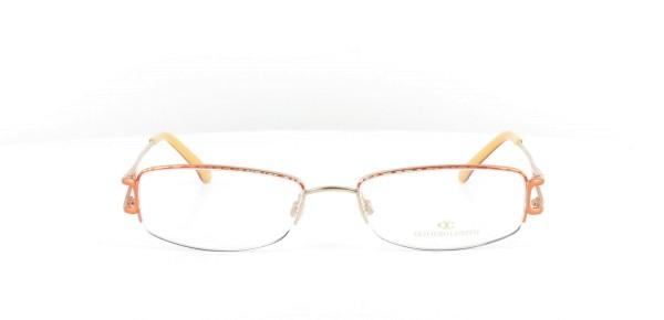 Oliviero Contini Damenbrille Metall Halbrand OC-452-04