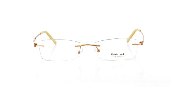 Robin Look Brille Metall Randlos RL-107-02