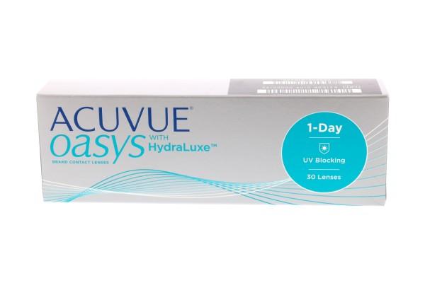 Acuvue Kontaktlinsen Tageslinsen Front