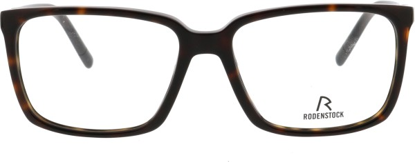 Rodenstock Herren Kunststoffbrille dunkelbraun 5320