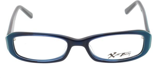 X-Tasy Damenbrille blau 2125
