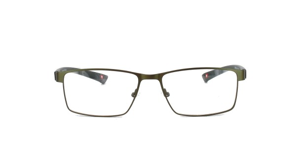 Robin Look Herrenbrille Metall Vollrand MM-613-F