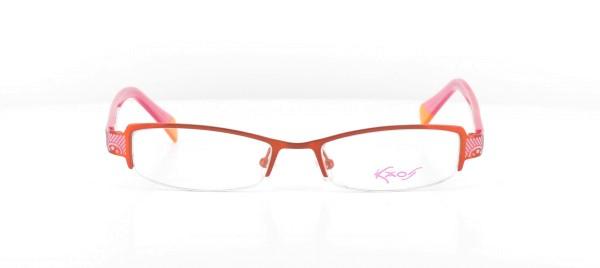 Kaos Damenbrille Metall Halbrand KA-149-04