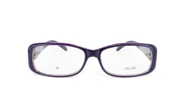 No Side Damenbrille Kunststoff Vollrand TT-6203-02