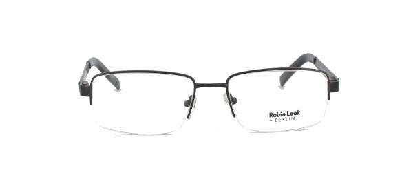 Robin Look Herrenbrille Metall Halbrand RL-242-02