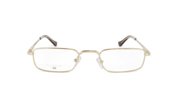 No Side Brille Metall Vollrand TT-3025-01