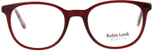 Robin Look Kollektion Damenbrille Kunststofffassung schwarz rot 608