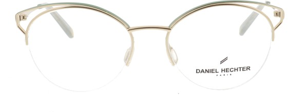 Daniel Hechter Damen Halbrandbrille gold DHM191