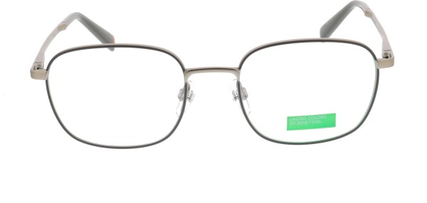 United Colors of Benetton Unisex Metallbrille 3022