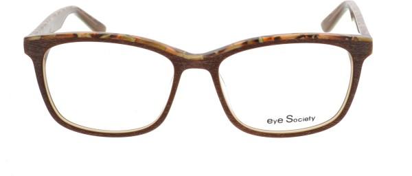 Eye Society Damenbrille havanna braun Brush 93