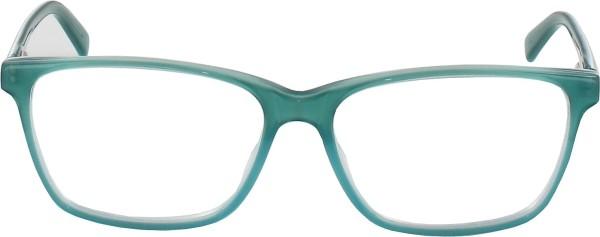 Morgan türkisblau Damenbrille